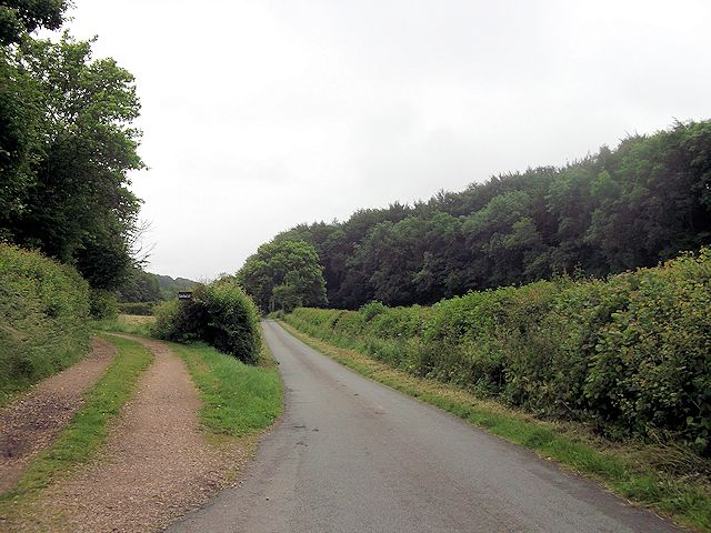 Entrance to Underhill from Wern y Wiel