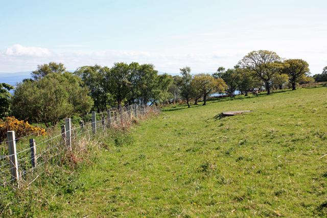 Towards Gallow Hill