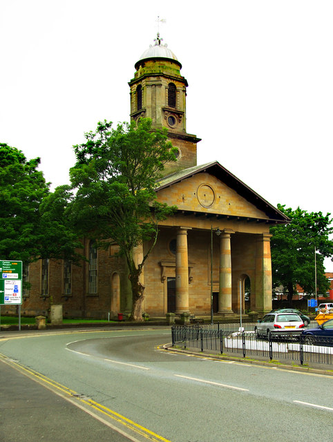 Church of St John, Workington