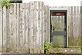 J3069 : Telephone box, Finaghy, Belfast by Albert Bridge