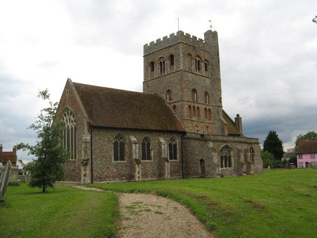 St Barnabas Church, Great Tey