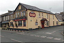 ST1599 : The George,  Aberbargoed by Jaggery