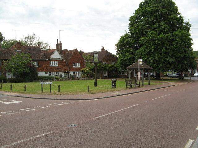 Corner of High Street & Rectory Lane