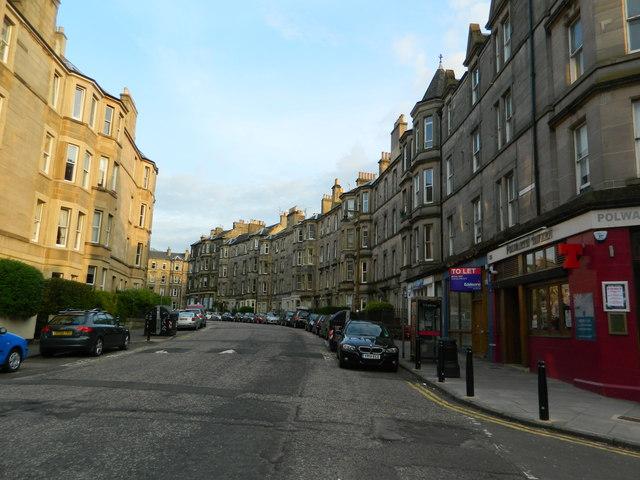 Polwarth Crescent, Edinburgh