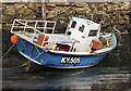 NO4102 : Lower Largo harbour by William Starkey
