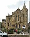 SD9905 : Uppermill Methodist Church by Gerald England