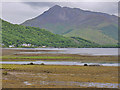 NN0959 : Loch Leven and Beinn a' Bheithir by Nigel Brown