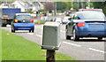 J2765 : Traffic counter, Lambeg (2) by Albert Bridge