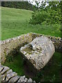 SD6380 : Andy Goldsworthy sheepfold, north end of Fellfoot Road, Barbon by Karl and Ali