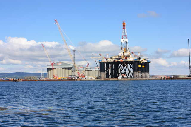 Across Cromarty Firth