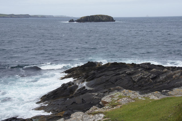 The Vere from Houllnan Ness, Westing