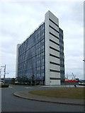 NT2677 : Office block, Ocean Terminal by JThomas
