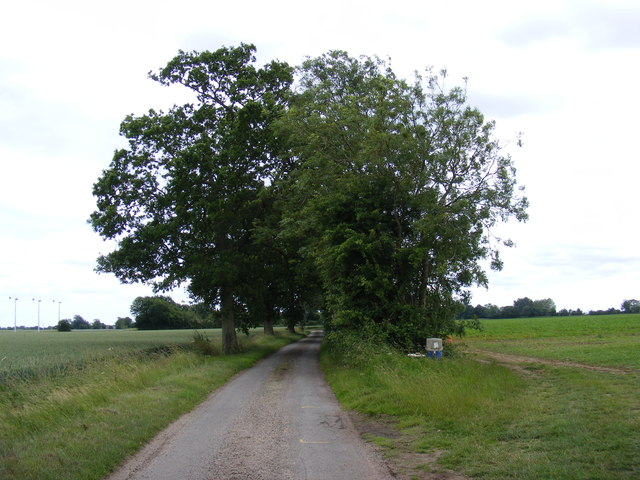 Entrance to Highland & Rookery Farms