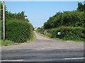 TL8505 : Track to Northey Island, Maldon by Roger Jones