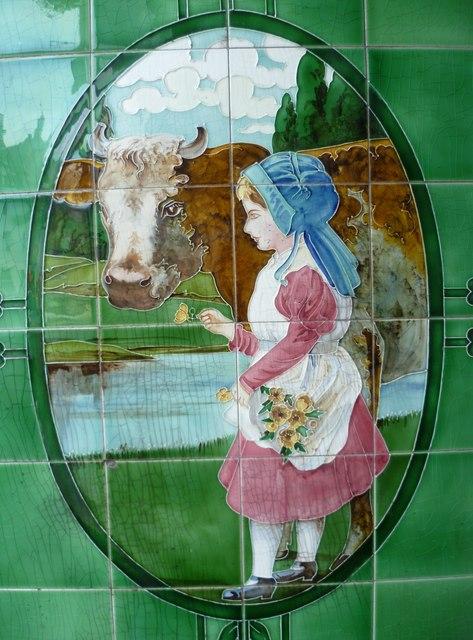 Buttercup Dairy advertisement