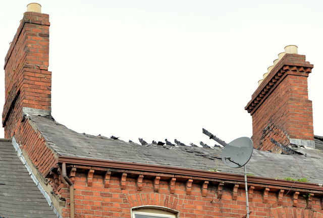 "Former ""Botanic Lodge"" guest house, Belfast (2013-2)"