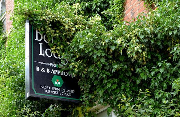 "Former ""Botanic Lodge"" guest house, Belfast (2013-4)"