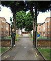 TA0832 : Beverley Road, Hull HU6 by David Hallam-Jones