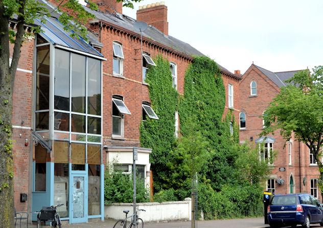 "Former ""Botanic Lodge"" guest house, Belfast (2013-6)"