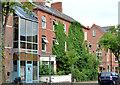 "J3372 : Former ""Botanic Lodge"" guest house, Belfast (2013-6) by Albert Bridge"