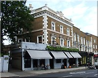 TQ2784 : The Hill, Haverstock Hill by Chris Whippet