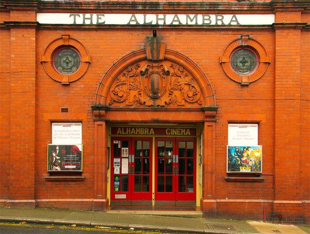 Alhambra Cinema, Keswick
