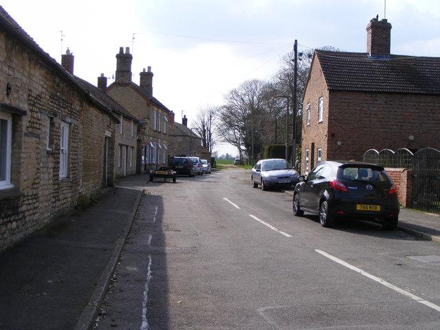 Rectory Lane, Peakirk