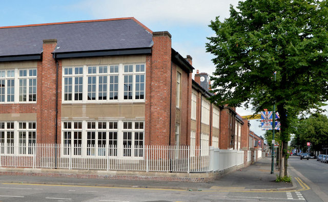 Former Rupert Stanley College, Belfast (3)