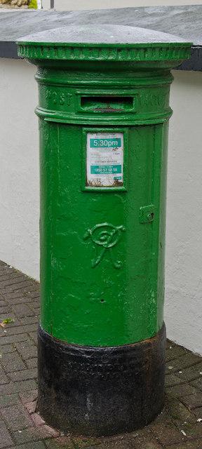 VR pillar box - Cobh (Republic of Ireland)