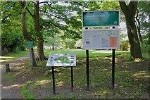 SK3583 : Meersbrook Park, Sheffield by David Rogers