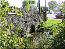 N9422 : Kill River (Liffey system) at Main Street, Kill, Co. Kildare by jwd