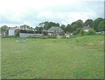 TR2647 : Upton Court Farm by John Baker