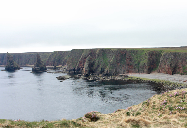 Thirle Door and the stacks