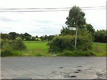 N2581 : Roadside of L1063 by Darrin Antrobus