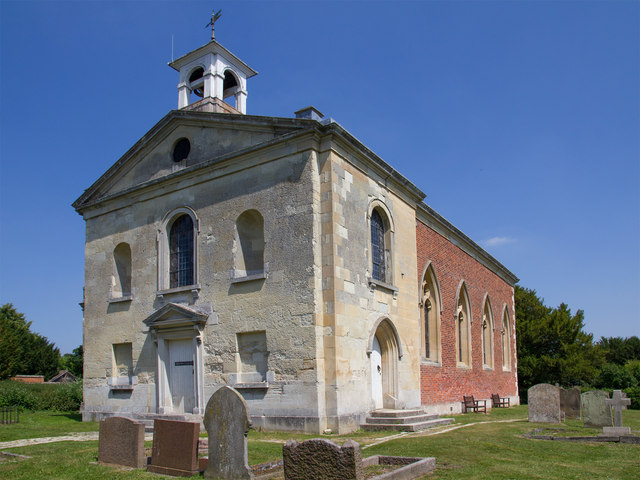 Church of St Andrew, Wimpole