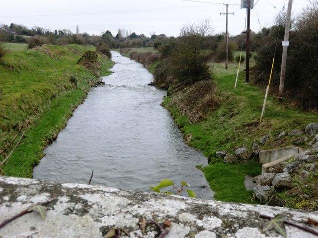 Broadmeadow River at Lispopple, Co. Dublin