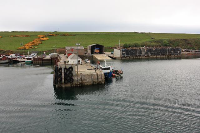 The Pier, St Margaret's Hope