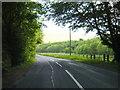 NY3288 : B709 south-east of Hopsrig Farm by Colin Pyle