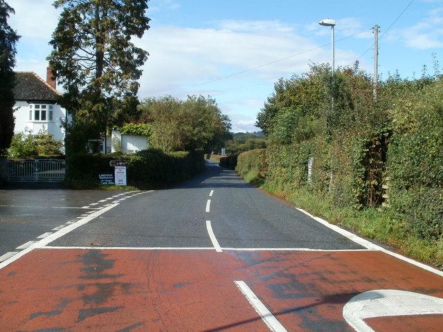 Left turn for Llangorse Lake