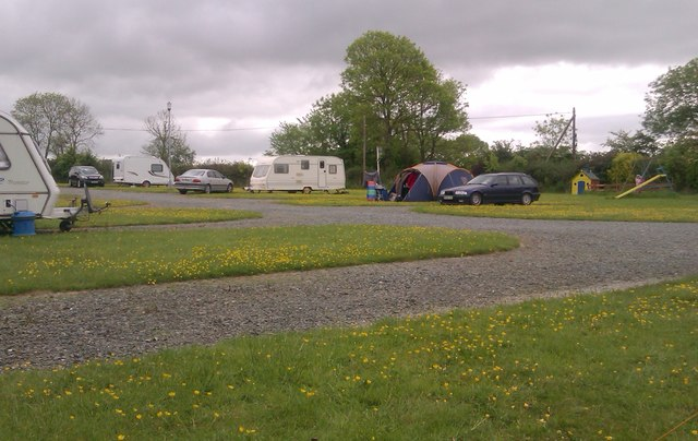 The Trading Post caravan and camping site