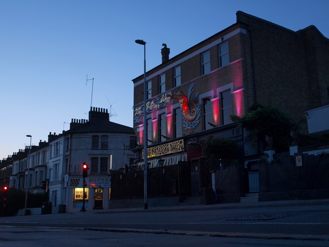 The Artesian Well, a club on Wandsworth Road