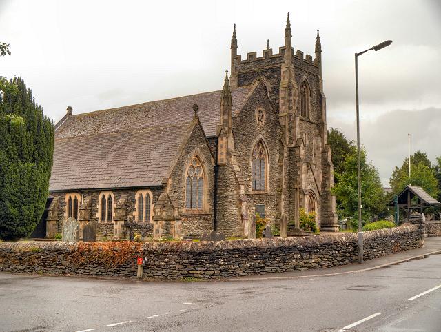 Burneside, St Oswald's Church