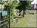 SE3800 : Nether Hoyland (Elsecar) Cemetery by Alan Murray-Rust
