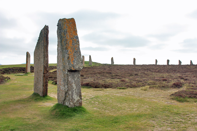 Ring of Brodgar (part)