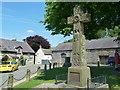 SK1582 : Ancient Cross by Tony Bacon