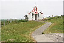 HY4800 : The Italian Chapel on Lamb Holm by Peter Church