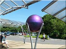 SK1482 : Glistening Ball by Tony Bacon