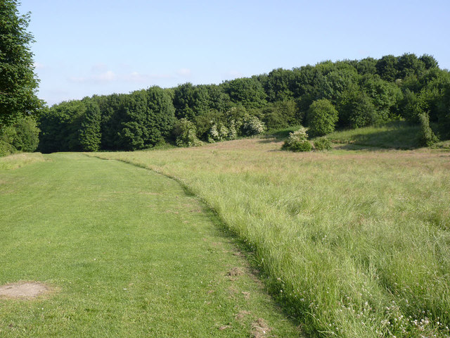 Site of Jump Pit and former tramroad