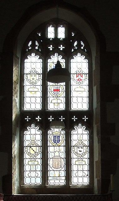 Chapel of Ease, Lynch - East window (internal)