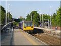 SE3800 : Leeds-bound train at Elsecar by Alan Murray-Rust